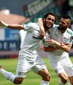 Bursaspor'un deplasman kabusu sona erdi