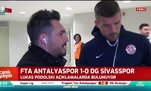 Lukas Podolski'den galibiyet açıklaması
