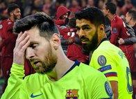 Beklenen oldu! Tarihi hezimet sonrası Barcelona'da ayrılık...