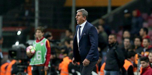 Hamzaoğlu: Bir türlü gol atamadık