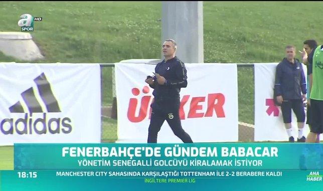 Fenerbahçe'de gündem Babacar