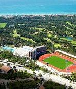 Voleybol, basketbol ve atletizmin heyecanı Gloria Sports Arena'da yaşanacak