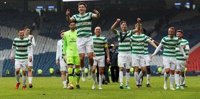 Celtic Rangers'ı dağıttı!