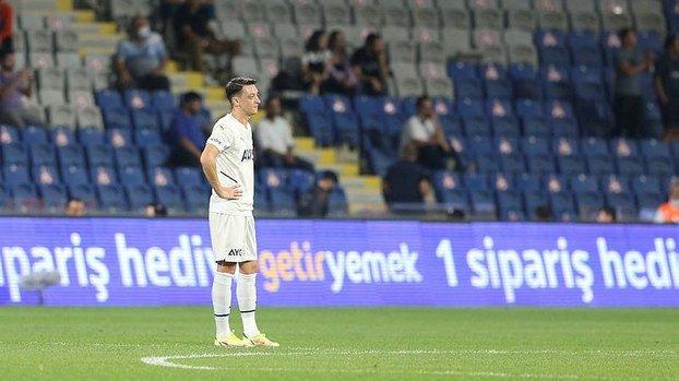 Mesut Özil ile 18 dakika!