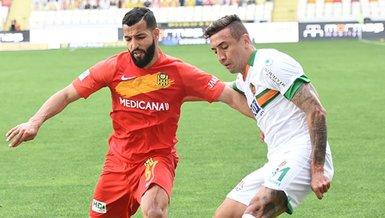 Yeni Malatyaspor Alanyaspor: 1-0 | MAÇ SONUCU ÖZET