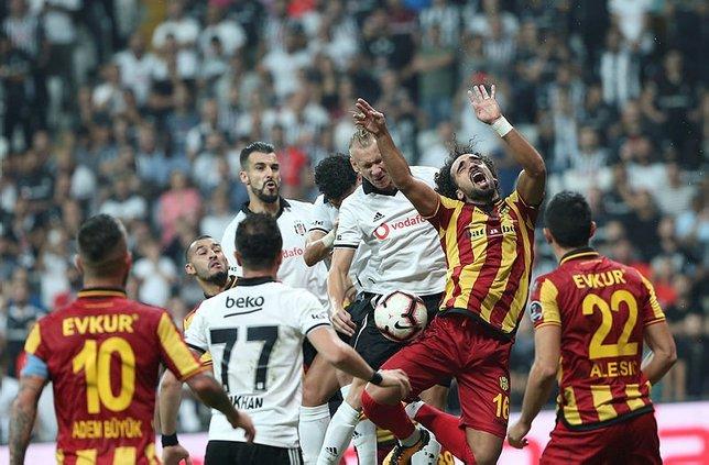 Beşiktaş - Yeni Malatyaspor maçının spor basınındaki yankıları!
