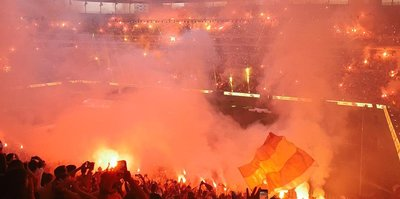 L.Moskova'nın Türk Telekom Stadyumu korkusu
