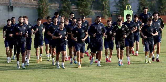 Medipol Başakşehir'de MKE Ankaragücü maçı hazırlıkları