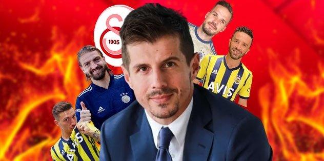 Fenerbahçe'den 5. transfer! Galatasaraylı eski yıldız geliyor...