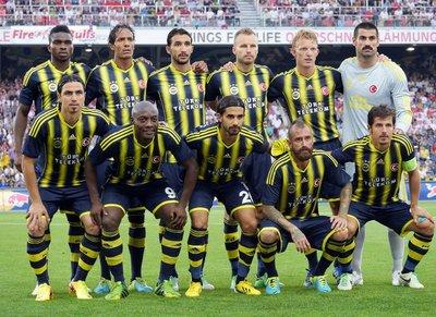 Salzburg-Fenerbahçe maçının Twitter yorumları