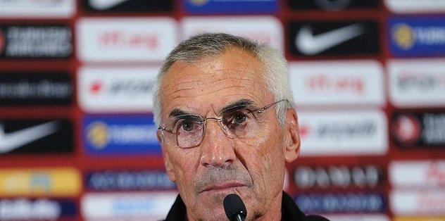Arnavutluk Teknik Direktörü Reja: Maç için pozitif düşüncelere sahibim