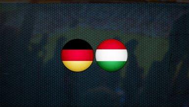 Almanya - Macaristan EURO 2020 maçı ne zaman? Saat kaçta ve hangi kanalda canlı yayınlanacak?   EURO 2020 Avrupa Şampiyonası