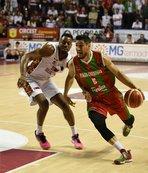 FIBA Şampiyonlar Ligi'ne veda etti