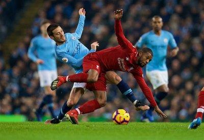 Premier Ligde tarihi an! Herkes bunu konuşuyor... Manchester City - Liverpool