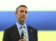 Fenerbahçe Başkanı Ali Koç neye uğradığını şaşırdı!