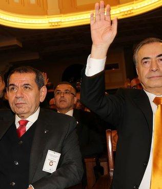 Dursun Özbek Galatasaray'a haciz koydurdu! Alacağı miktar...
