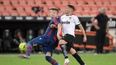 Valencia 4-2 Levante | MAÇ SONUCU