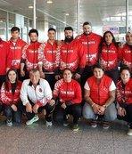 Atmalar Atletizm Milli Takımı Samorin'de madalya avında