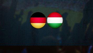 Almanya - Macaristan | CANLI