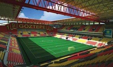Göztepe'de yeni stadın kombineleri satışta