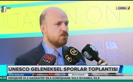 Bilal Erdoğan: Türkiye her alanda güçlü bir ülke