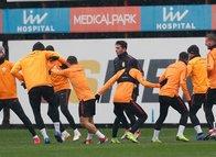 Galatasaray'a müjde! Üç futbolcu çalışmalara başladı