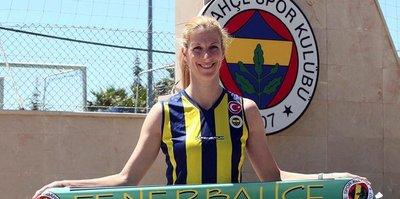 Mia Jerkov Fenerbahçe'de