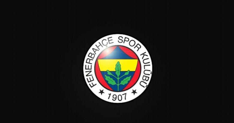 Fenerbahçe'ye transfer müjdesi! Forma numarası...
