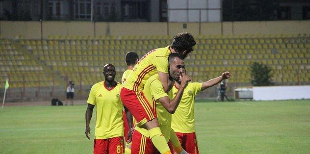 Boutalib Malatyaspor'u sırtladı