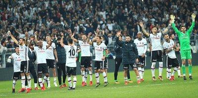 Beşiktaş Avrupa'da 202. randevuda