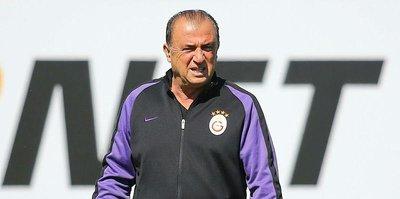 Fatih Terim Başakşehir maçı öncesi takıma mesaj verdi