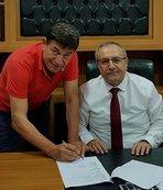 Balkes, Giray Bulak ile sözleşme imzaladı