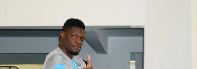 Trabzonspor'da sakatlığı geçen Ekuban, Obi Mikel ve Onazi özel antrenman yaptı