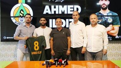 Aytemiz Alanyaspor Ahmed Ildız transferini resmen açıkladı