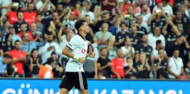 Pepe, Beşiktaş'ta başarılarına bir yenisini daha ekledi