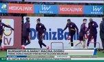 Fatih Terim Bursaspor maçının 11'ini belirledi