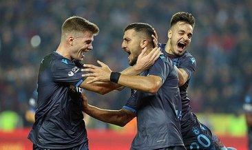 Trabzonspor 1-0 Alanyaspor   MAÇ SONUCU
