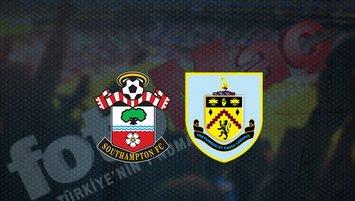 Southampton - Burnley maçı saat kaçta ve hangi kanalda?