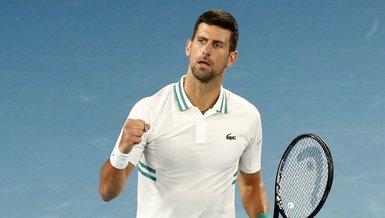 Sırp tenisçi Djokovic Miami Açık'ta oynamayacak