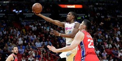 Miami, Nets'i yaktı