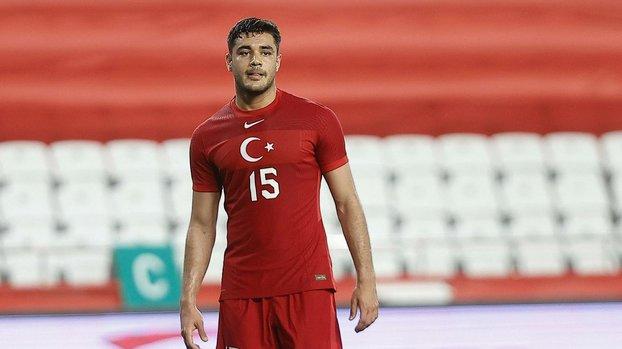 Son dakika spor haberleri: A Milli Takım'da Ozan Kabak'tan EURO 2020 paylaşımı! Hazırız