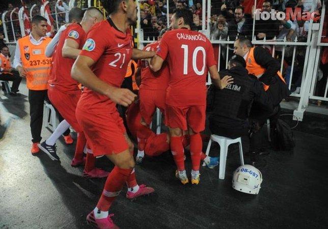 Cenk Tosun'un tarihi golü sonrası büyük tehlike! Milli futbolcularımız...