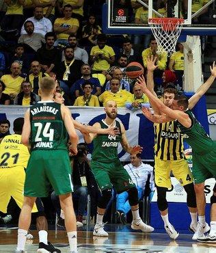 Fenerbahçe Doğuş son topta kaybetti!