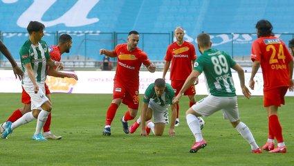 Konyaspor 1-1 Yeni Malatyaspor | MAÇ SONUCU