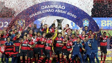 Flamengo defends Brazilian title despite defeat at Sao Paulo
