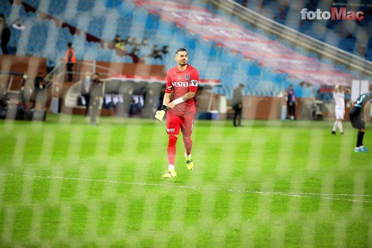 Trabzonspor'un yıldızı Uğurcan Çakır'a yakın takip!