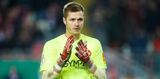Bayer Leverkusen kaleci Lennart Grill'i transfer etti - Almanya Bundesliga -