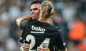 Beşiktaş savunmada istikrar sağlayamadı
