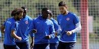 Antalyasporlu Doğukan ve Hakan: 'Galatasaray'ı da yeneriz'