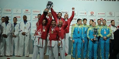 Turkey is European Karate champion